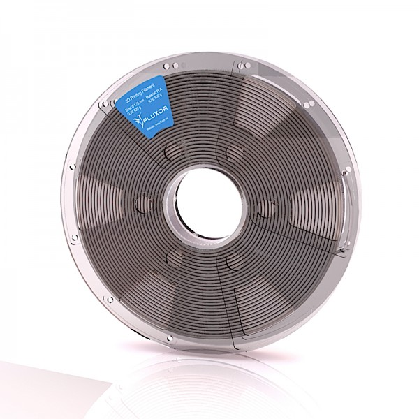 FLUXOR® PREMIUM PLA Filament 0,5kg – 1.75mm – GREY
